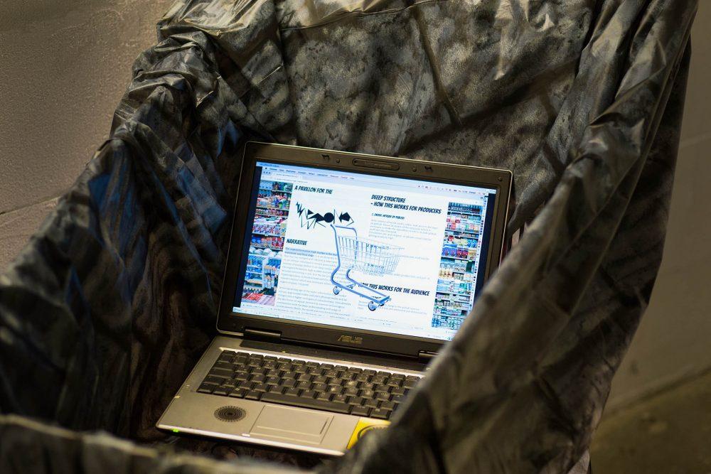Florian Kuhlamann: Super Information High Market Laptop in shopping venture