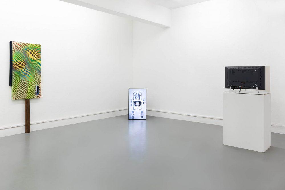 Installation view exhibition