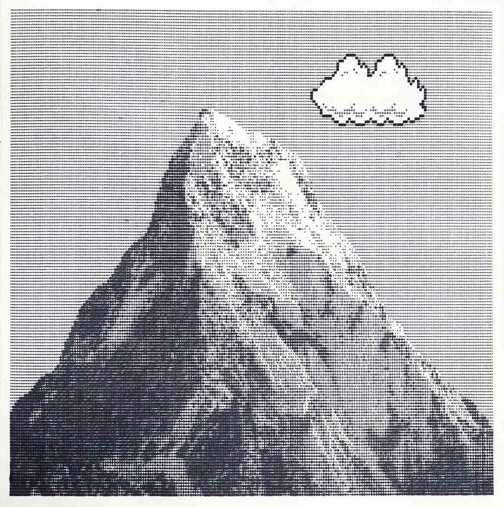 Arno Beck Typewriter Mountain